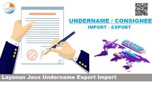 Pengertian dan Tarif Undername Export Import  – Pressa Cargo