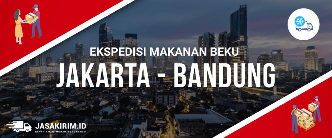 Ekspedisi Makanan Beku Jakarta Bandung