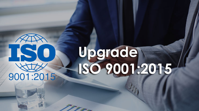 Upgrade ISO 9001