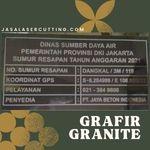 engrave granite