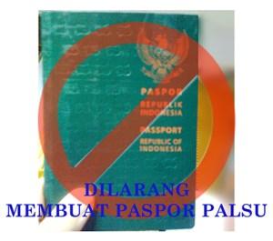 masalah dalam membuat paspor