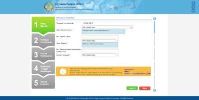 cara membuat paspor online dengan mudah