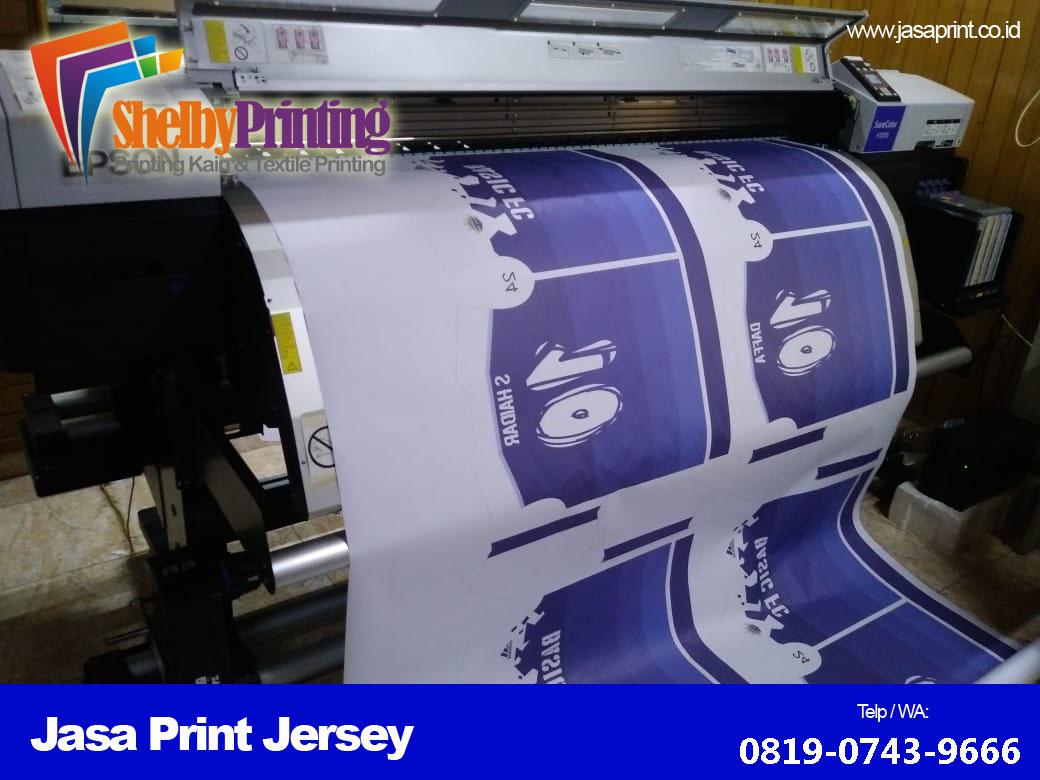 Jasa Print Jersey Jakarta