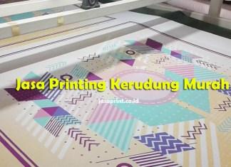 Jasa Printing Kerudung Murah