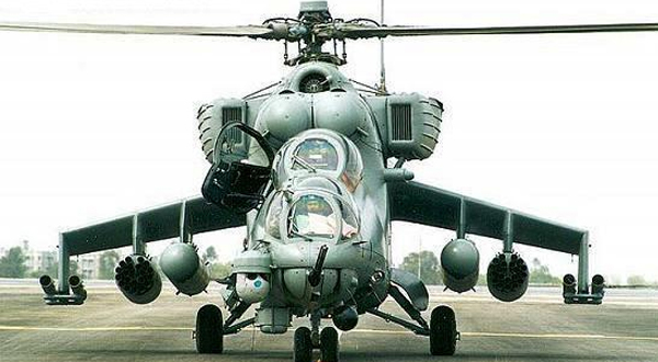 Russia agrees to sell Mi-35 helicopters to Pakistan | Jasarat