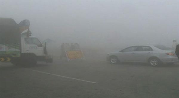Two dead in Sheikhupura motorway accident | Jasarat
