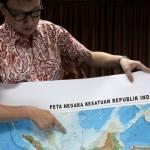 Pemerintah Republik Indonesia Mengeluarkan Peta Baru. Begini Penampakan dan Perbedaannya dengan Versi Lama.