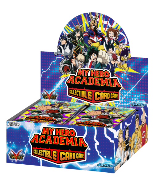 MHA Booster Display Box