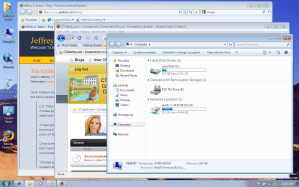 First Impression: Windows 7