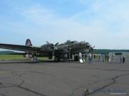 "The ""Nine O Nine"" a WWII era Boeing B-17G Flying Fortress."