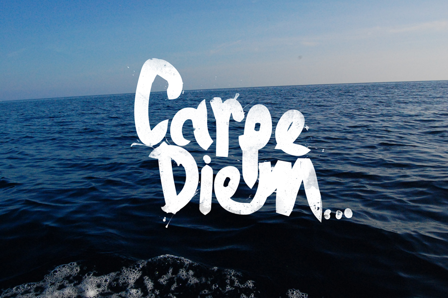 Carpe Diem - Seize the Day