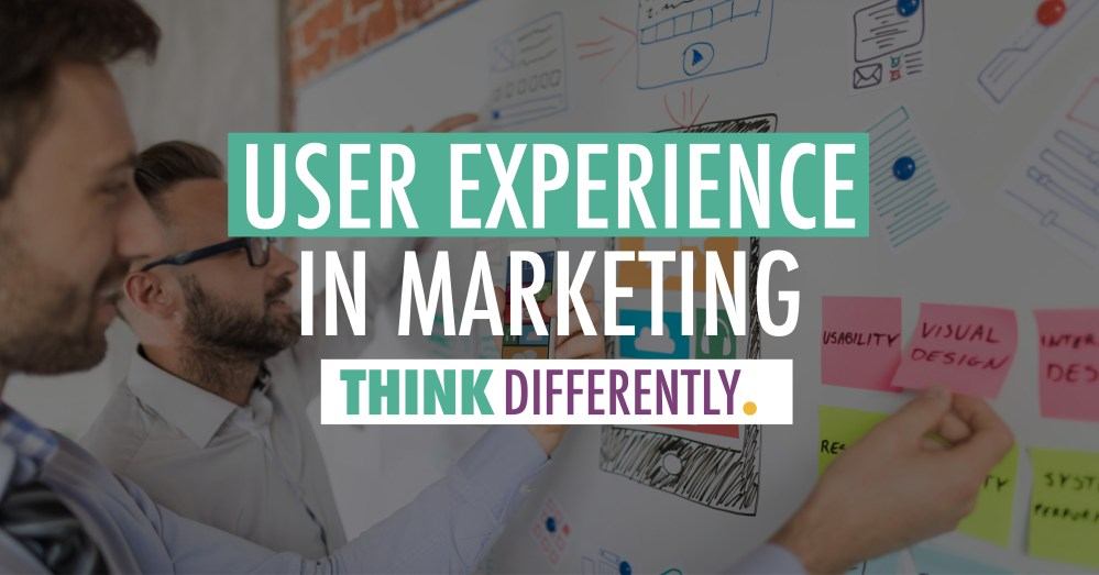 User Experience in Marketing | J. Ashley Panter