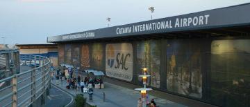 journeys around sicily transfer Service Catania Airport