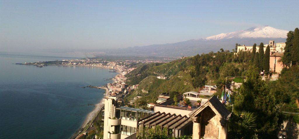 giardini naxos to taormina walk orsofereg elleni szerek