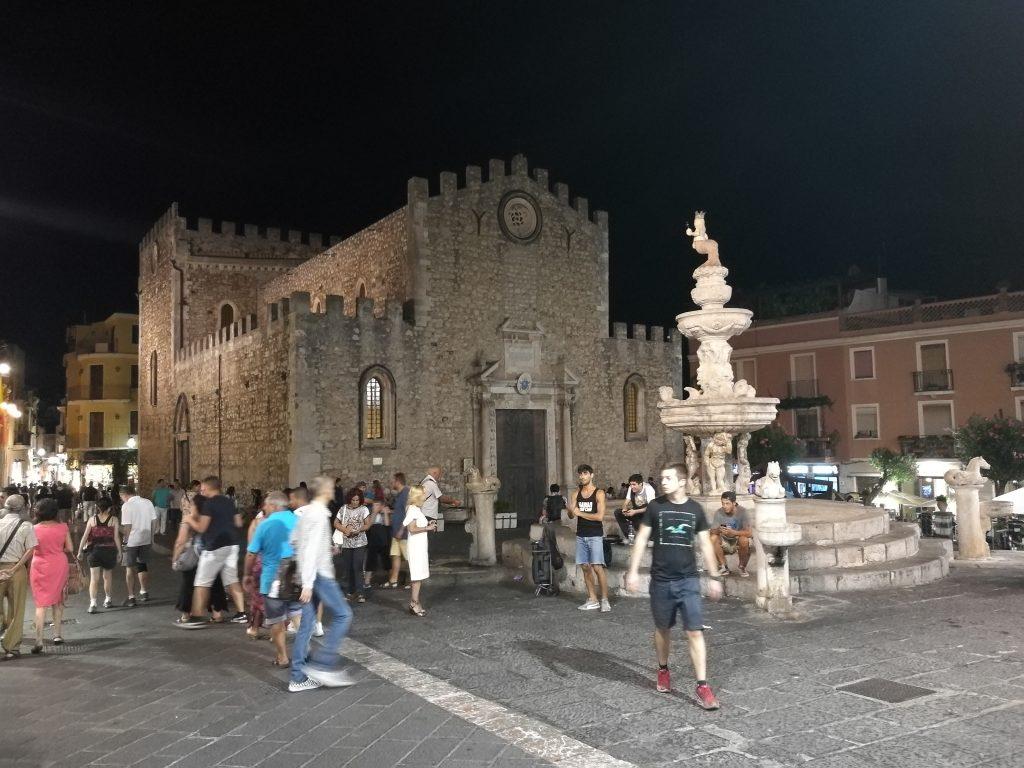 Excursion Taormina and Castelmola
