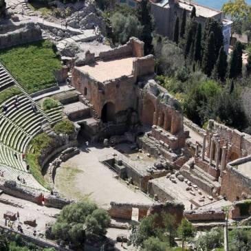 Day trip to Taormina