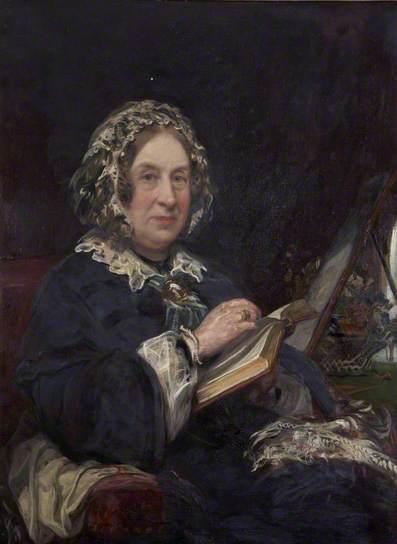 Contessa Frances Morley, James Sant, 1852