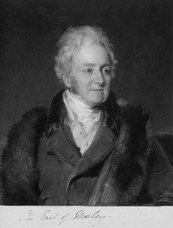 Lord Morley di Frederick Richard Say. Lui e Mr. Darcy erano due gocce d'acqua?
