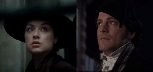Daniela Denby-Ashe e Colin Firth