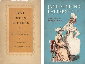 Le edizioni Chapman (II-1952) e Le Faye (IV-2011)