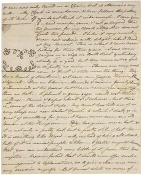 Jane Austen, lettera 20