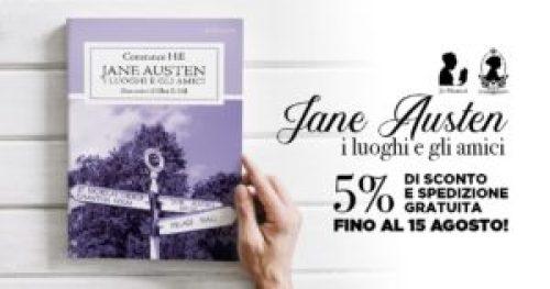 Jane Austen. I luoghi e gli amici, ed. Jo March
