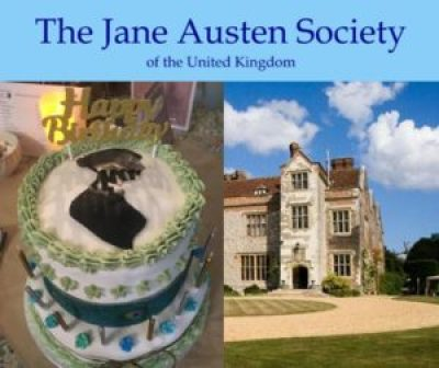 The Jane Austen Society UK birthday party