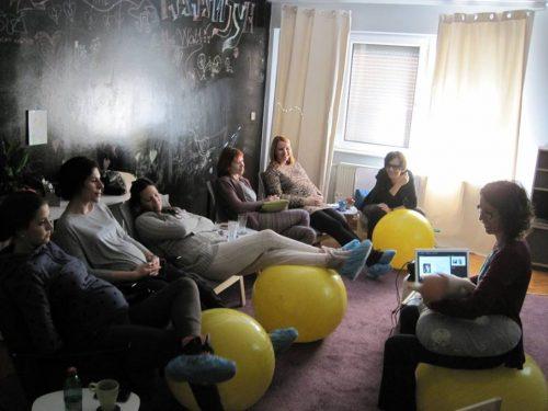 """""""Akademija za trudnice"""" u Mamarijumu u Novom Sadu"""