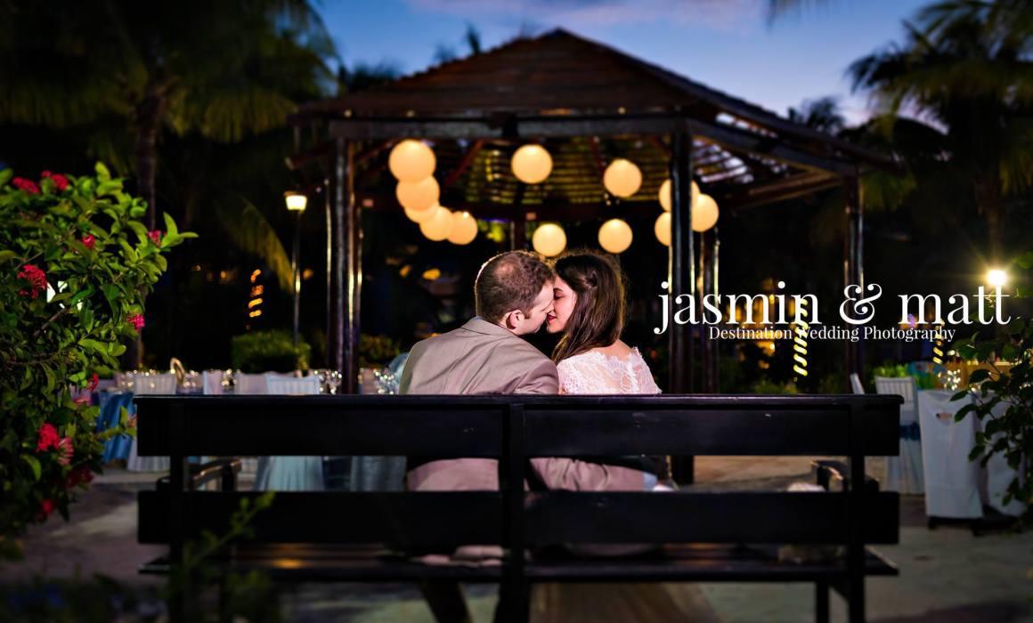 Krista & Dennis' Simply Elegant Wedding at Azul Sensatori Hotel