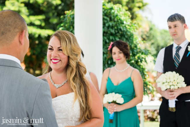 Kristi & Gord's Sunny and Bright Destination Wedding at Grand Palladium Riviera Resort & Spa
