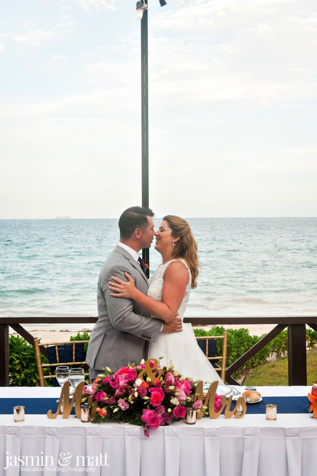 Meghan & Shawn's Charming Destination Wedding at Now Sapphire Riviera Cancun