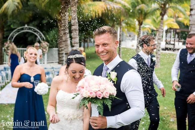 Jessica & Derrick's Pleasantly Charming Destination Wedding at Riu Yucatan Playacar