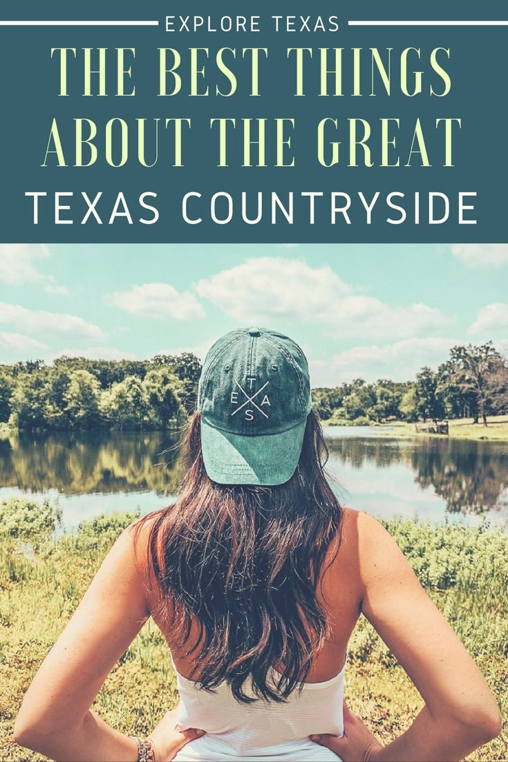 Escaping to Athens in the Gorgeous Texas Countryside