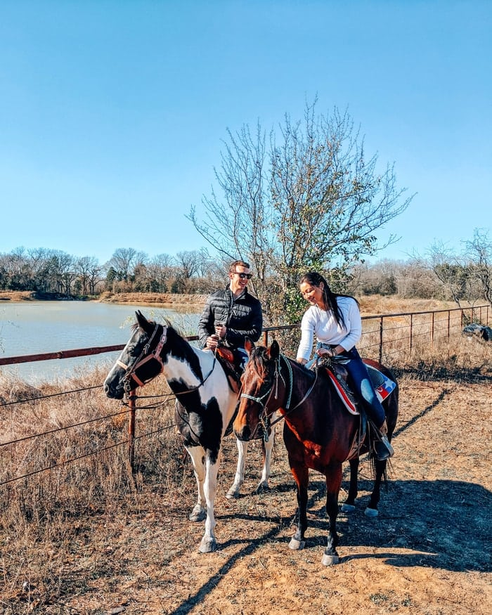 The Texas Horse Park: Horseback Riding in the Heart of Dallas