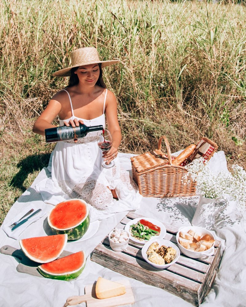 The Perfect Instagram Picnic How To Create A Photo Worthy Picnic