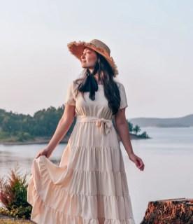 Chicwish dress in broken bow