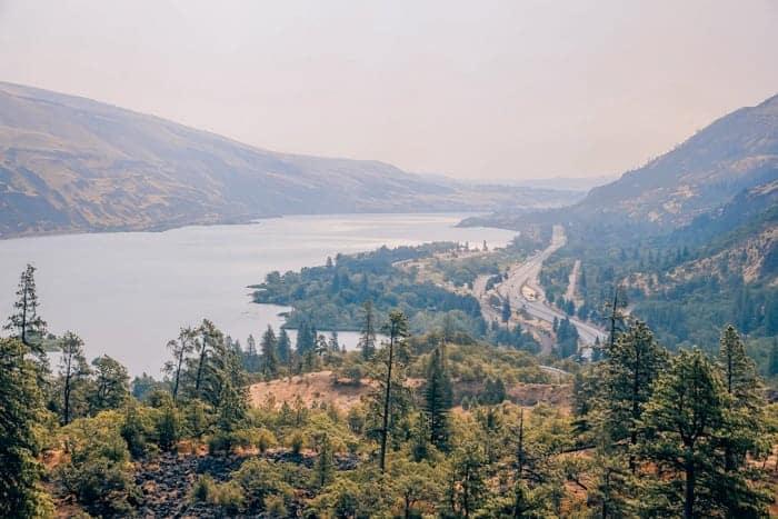Washington State views