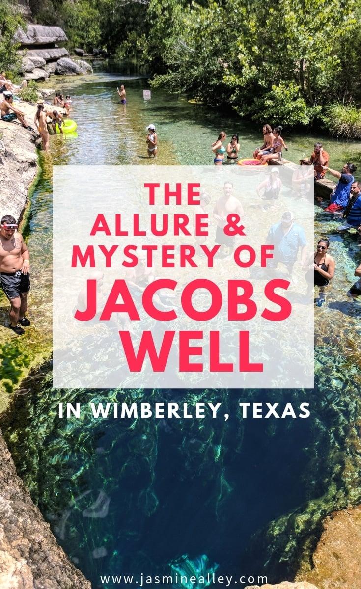 jacobs well wimberley tx