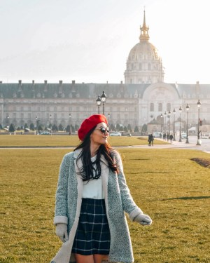 10 Tips for What to Wear when Visiting Paris in the Winter