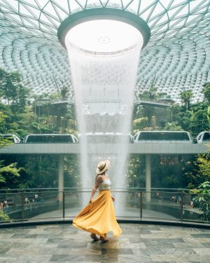YotelAir Changi Airport: The Perfect Layover in Singapore