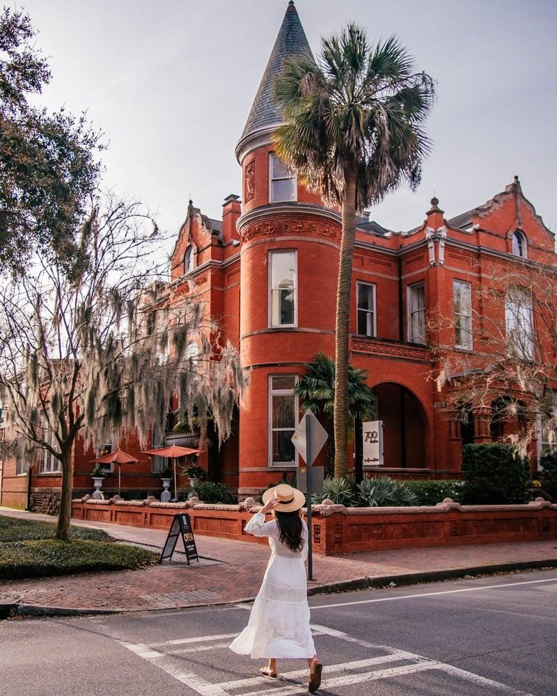 The Mansion at Forsyth Park Savannah