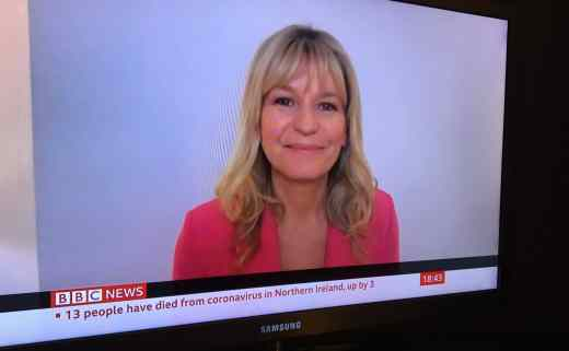 BBC News Jasmine Birtles