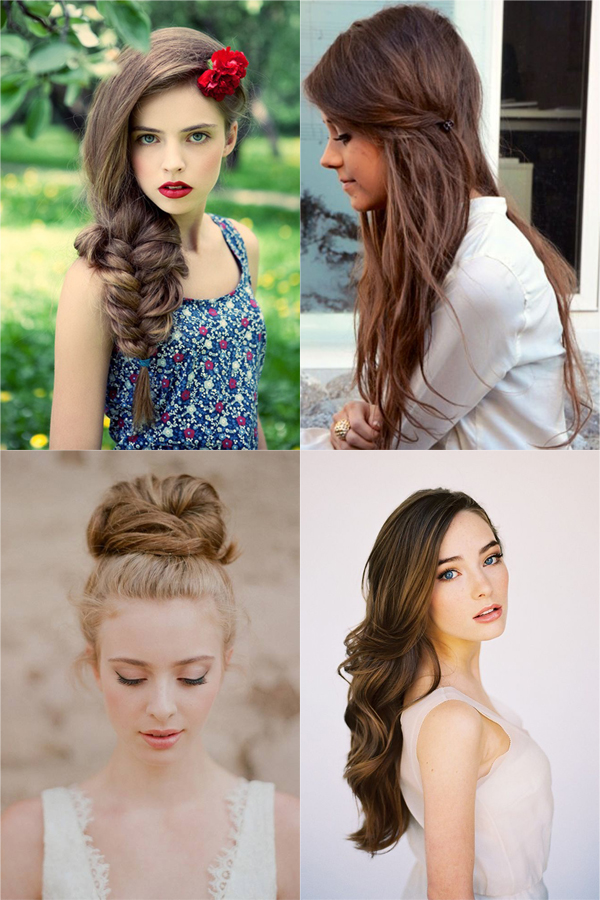 Fashion Friday Hair Styles For Your Senior Pictures Stephanie
