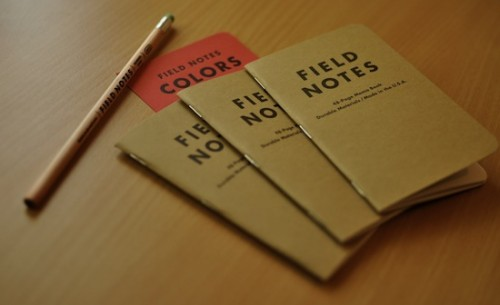 Field Notes by Coudal Partners