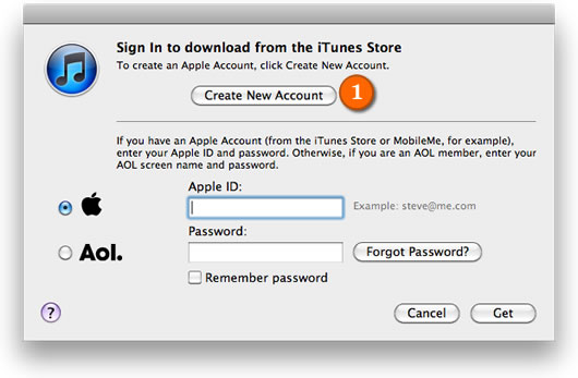 Setup US iTunes account from South Africa