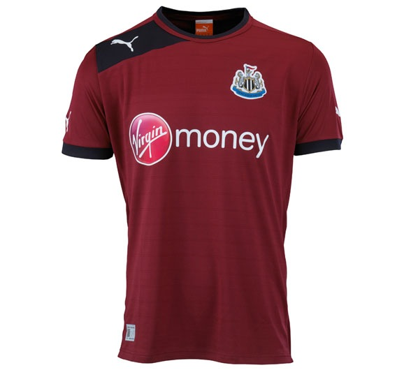 Newcastle Away Kit 2013