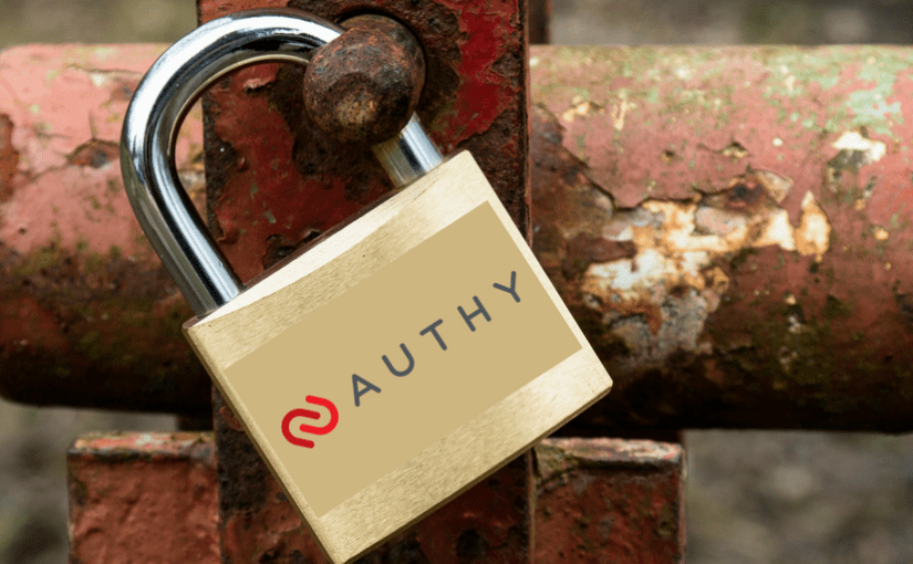 Use Authy instead of Google's authenticator – it's safer if anything goes wrong!
