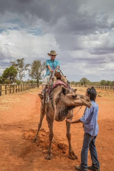 Ana, Camel Rider