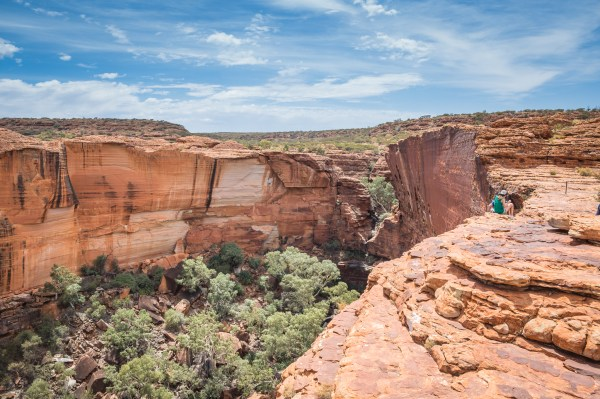 Kings Canyon, Southern Rim