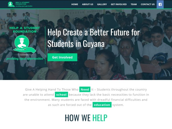 Help A Student Foundation